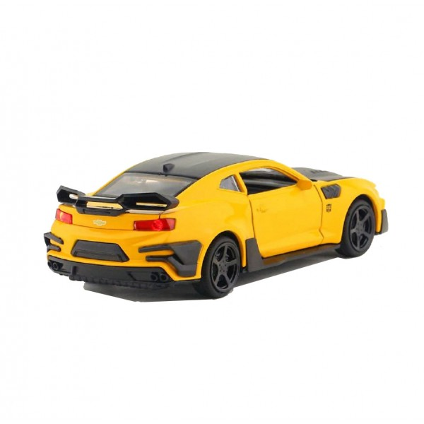 1:32 Die Cast Metal Body Chevrolet Camaro Pull Back Car Toy with